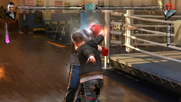 Fighters Uncaged Screenshot - 867482