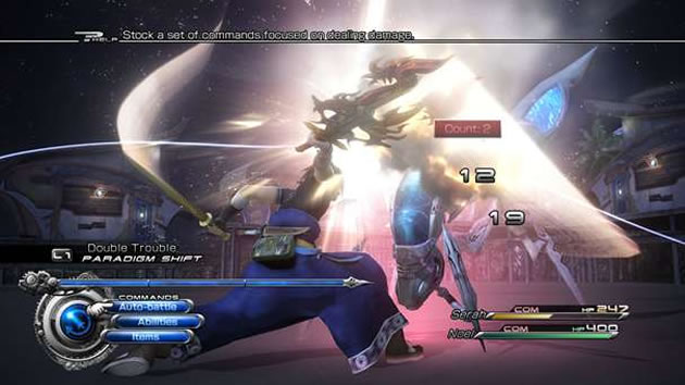 Final Fantasy XIII-2 Screenshot - 844917