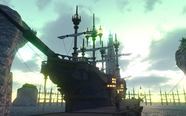 Final Fantasy XIV - Feature