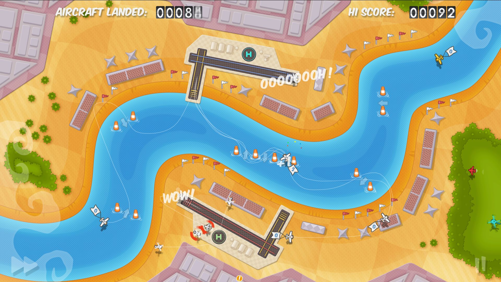 Flight Control HD Screenshot - 813737