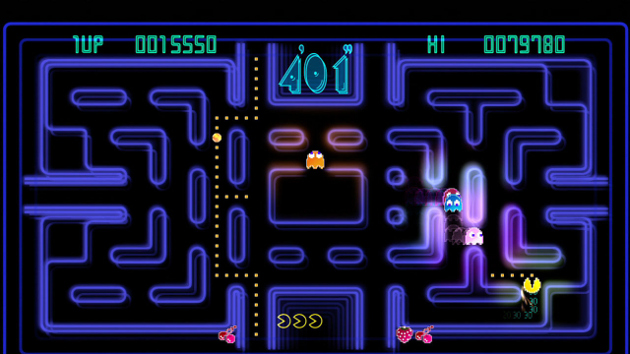 Pac-Man Championship Edition