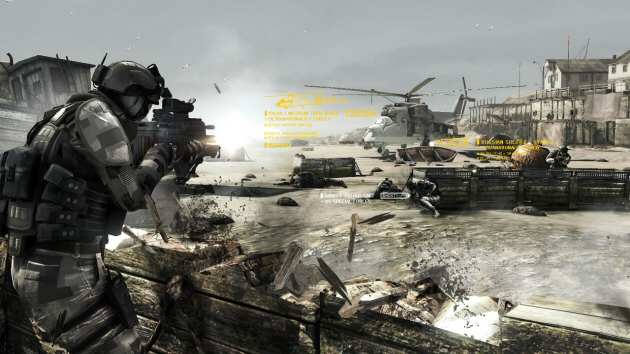 Tom Clancy's Ghost Recon: Future Soldier - Feature