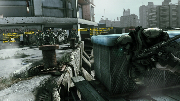 Tom Clancy's Ghost Recon: Future Soldier Screenshot - 809431