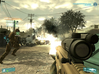 Ghost Recon:Advanced Warfighter