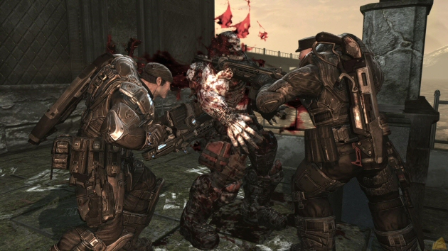 Gears of War 2 - Feature