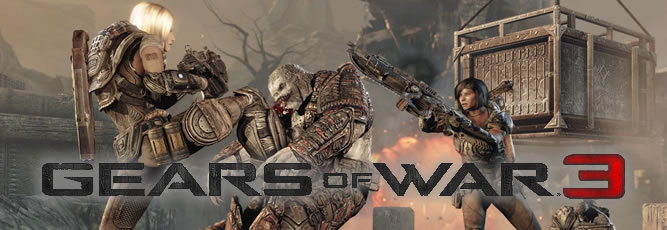 Gears of War 3 Screenshot - 847436