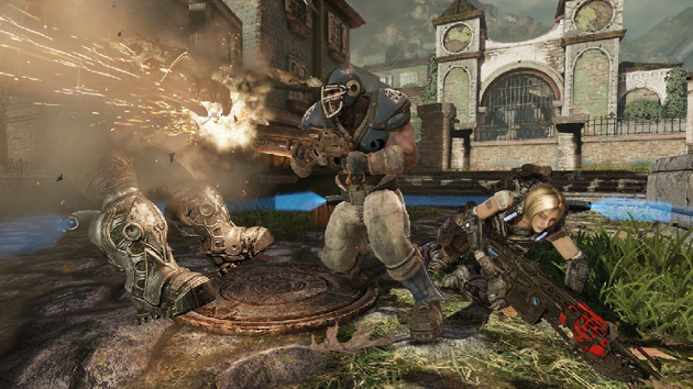 Gears of War 3 Screenshot - 868674
