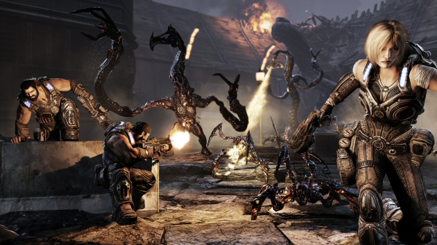 Gears of War 3 Screenshot - 821656
