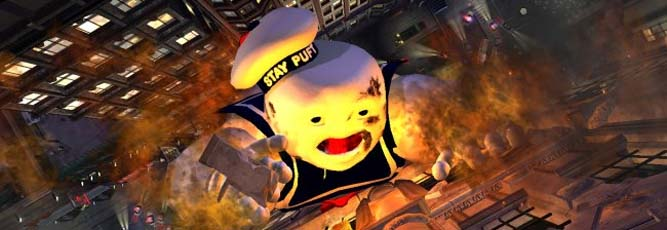 Ghostbusters The Video Game Image