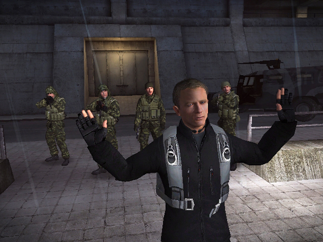 GoldenEye 007 Screenshot - 784956