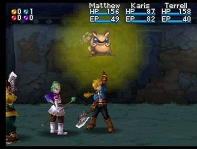 Golden Sun: Dark Dawn - NDS Image