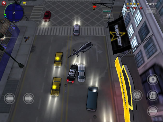 Grand Theft Auto: Chinatown Wars HD Screenshot - 867583