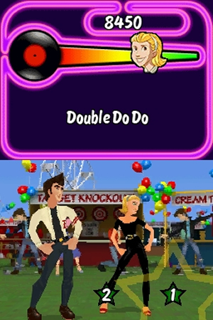 Grease: The Game - NDS Image