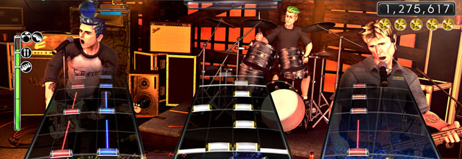 Green Day: Rock Band Screenshot - 740222