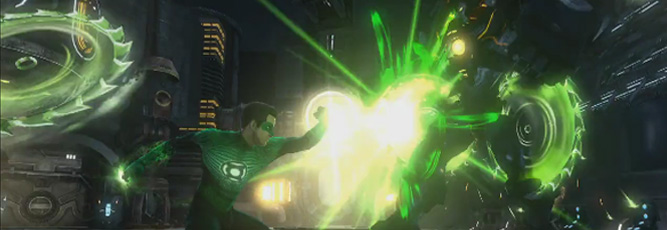 Green Lantern: Rise of the Manhunters Screenshot - 844460