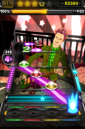 Guitar Hero - IP Screenshot - 867228