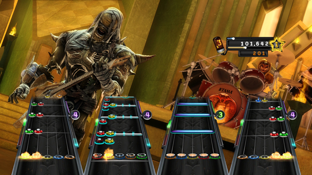 Band Hero Screenshot - 867397