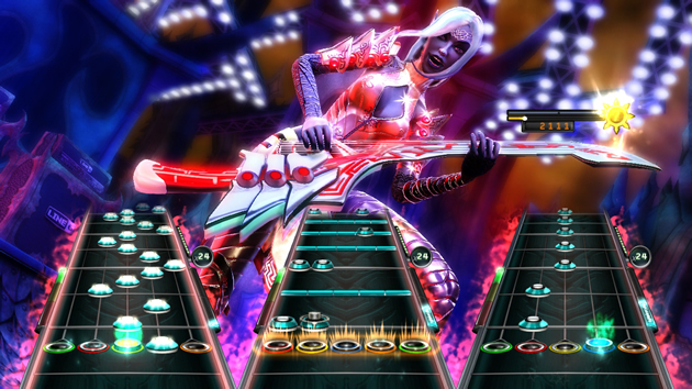 Guitar Hero: Warriors of Rock Screenshot - 868472