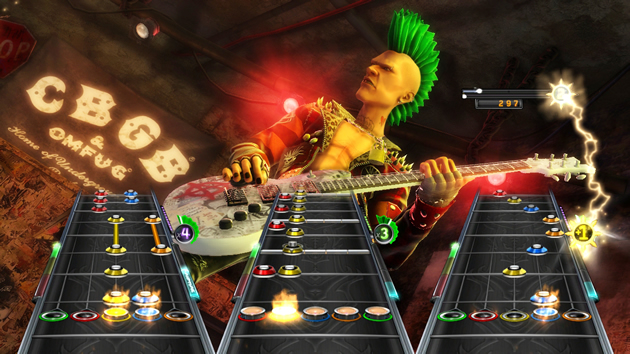 Band Hero Screenshot - 867500