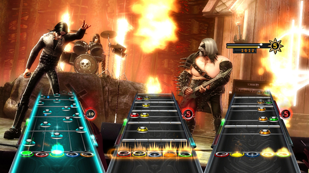 Guitar Hero: Warriors of Rock Image