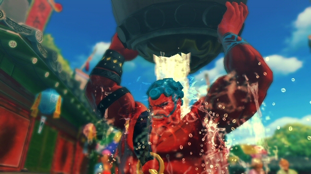 Street Fighter IV Screenshot - 868209