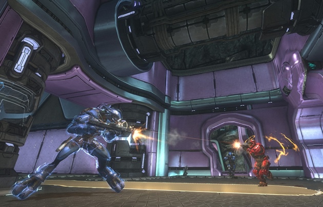 Halo: Combat Evolved - Feature