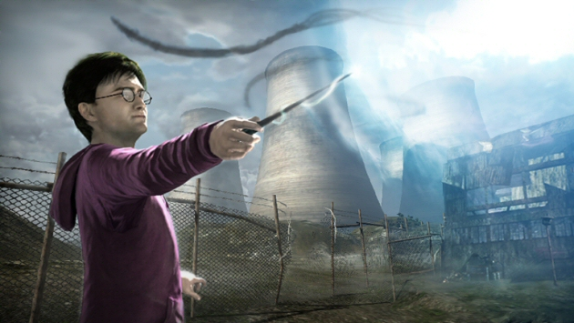 Harry Potter and the Deathly Hallows Part 1 Image