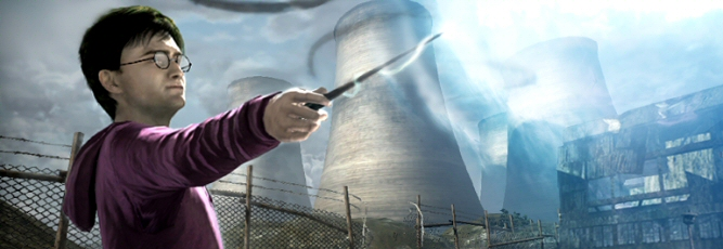 Harry Potter and the Deathly Hallows Part 1 Screenshot - 866904