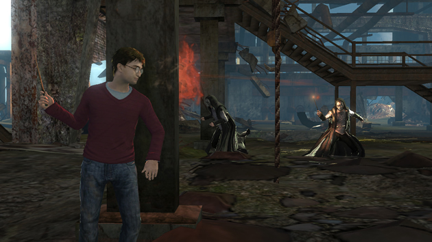 Harry Potter and the Deathly Hallows Part 1 - IP Screenshot - 867466