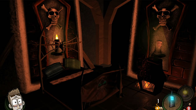 Haunted House Screenshot - 785037