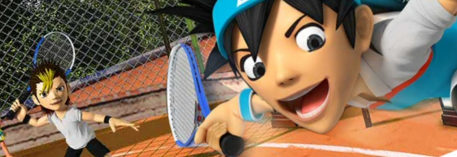 Hot Shots Tennis: Get a Grip Boxart