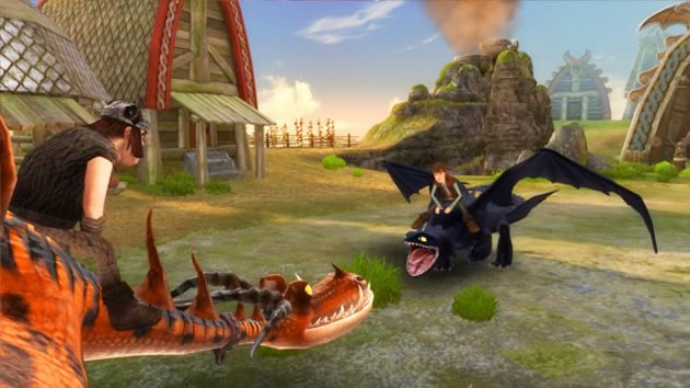 How to Train Your Dragon - Feature