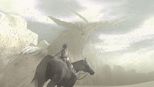 ICO and Shadow of the Colossus Collection Image