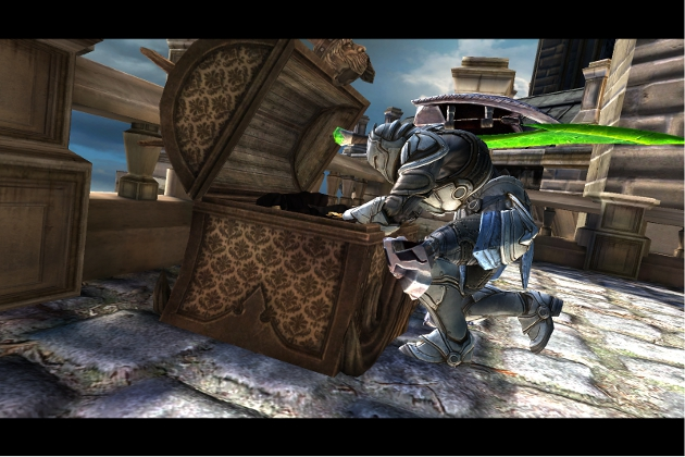 Infinity Blade - IP Screenshot - 868052