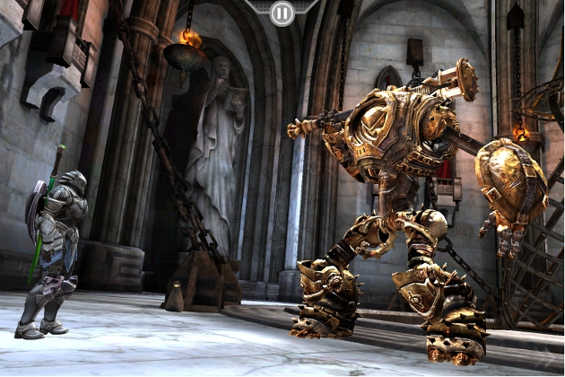 Infinity Blade - IP Screenshot - 868072
