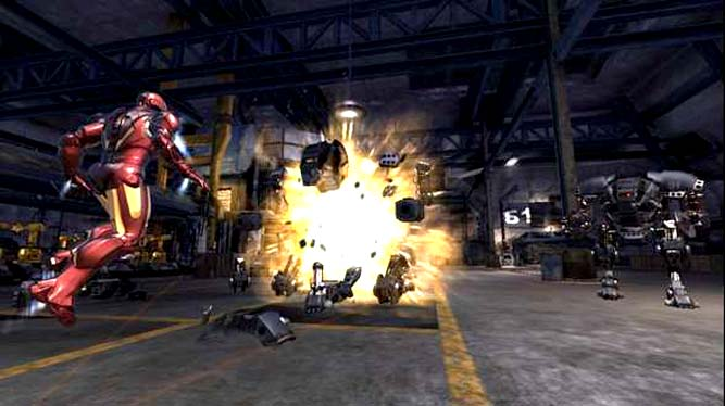 Iron Man 2: The Video Game Screenshot - 866495