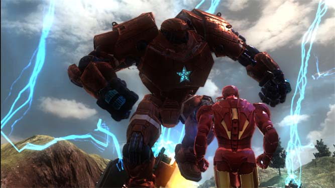 Iron Man 2: The Video Game Image