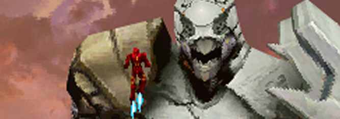Iron Man 2: The Video Game - NDS