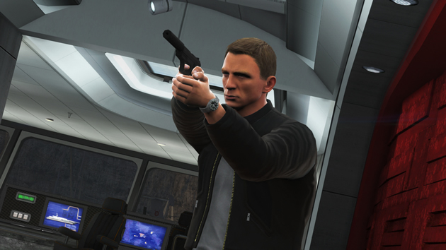 James Bond 007: Blood Stone Screenshot - 867631