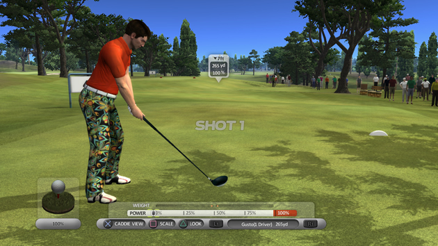 John Daly&#x27;s Prostroke Golf Image