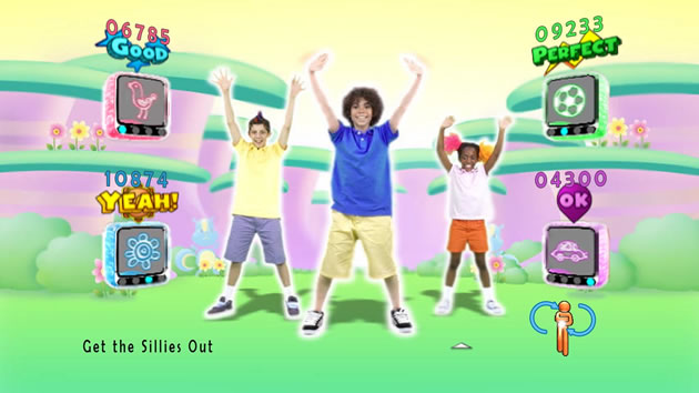 Just Dance Kids - Feature