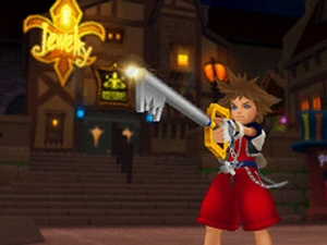 Kingdom Hearts Re:Coded - NDS