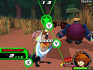 Kingdom Hearts Re:Coded - NDS Image