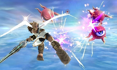 Kid Icarus: Uprising - Feature
