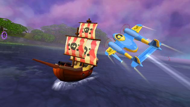 Kid Adventures: Sky Captain Image