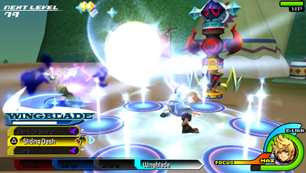 Kingdom Hearts: Birth by Sleep Screenshot - 867332