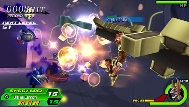 Kingdom Hearts: Birth by Sleep Screenshot - 867568