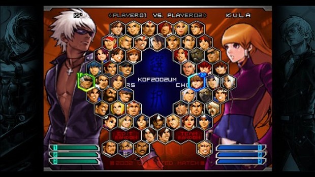 The King of Fighters 2002 Unlimited Match Image