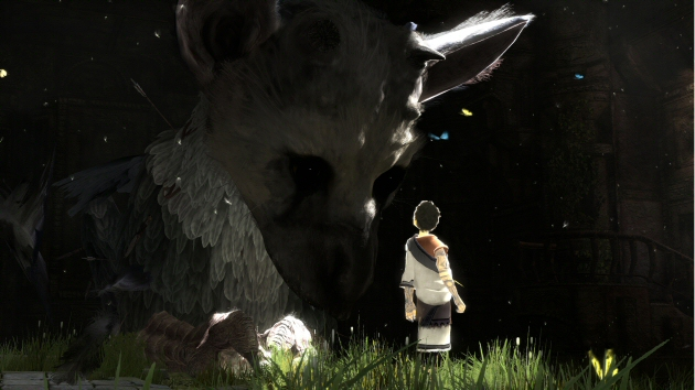 The Last Guardian Screenshot - 821686