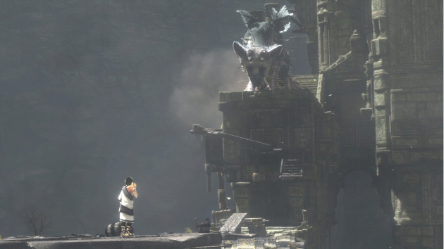 The Last Guardian Screenshot - 868499